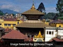 नेपाल के पशुपतिनाथ मंदिर के पास 9 किलो सोना और 1.29 अरब कैश