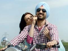 <i>Arjun Patiala</i> Trailer: Diljit Dosanjh And Kriti Sanon Are Trying Too Hard To Make Us Laugh
