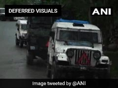 Encounter Under Way Between Security Forces, Terrorists In Anantnag