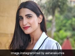 <I>The Accidental Prime Minister</I> Actress Aahana Kumra Up For More Political Films