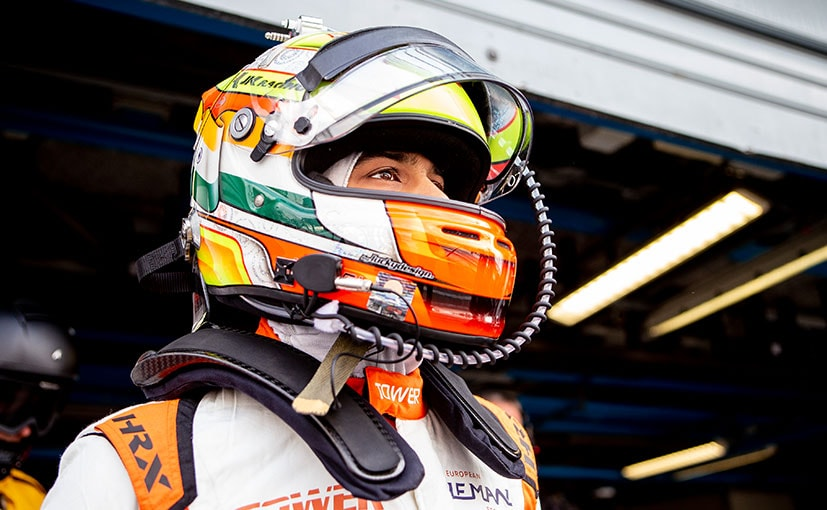 India's Arjun Maini To Race In 24 Hours Of Le Mans This Weekend