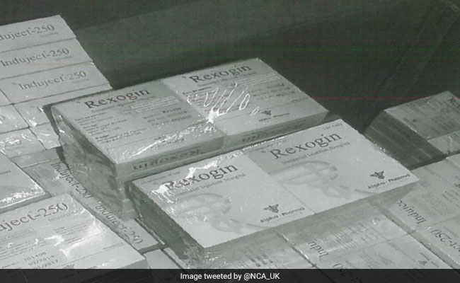 Indian-Origin Man In UK Faces Jail As 'World's Most Prolific' Steroid Smuggler