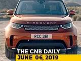 Toyota Glanza, 2019 Land Rover Discovery, JLR-BMW EVs