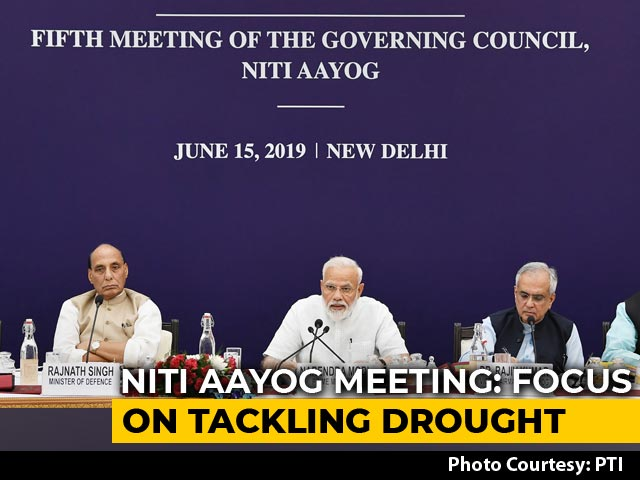 Video : Glimpses Of Vision 2024 In PM Modi's NITI Aayog Address