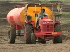 In Drought-Hit Maharashtra's Marathwada, Business Booms For Water Tankers