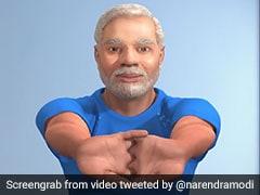 PM Modi Tweets <i>'Tadasana'</i> Video Ahead of World Yoga Day 2019; Health Benefits Of Tadasana