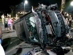 पटना: बेकाबू हुई कार ने छीनी 4 लोगों की जिंदगी, 3 बच्चों और एक ड्राइवर की मौत