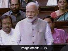 PM Modi's First Address In Rajya Sabha After Elections: Top 10 Quotes