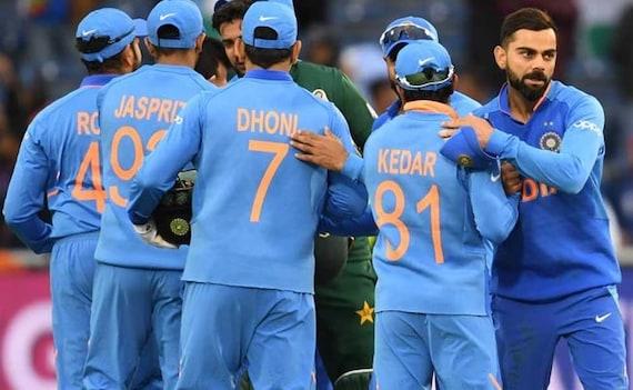 India Continue Unbeaten Run With Crushing Win Over Pakistan