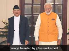 Nepal Prime Minister Dials PM Modi, Greets On Independence Day
