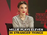 Video : Millie Bobby Brown On Stardom, Flip Side Of Fame & More
