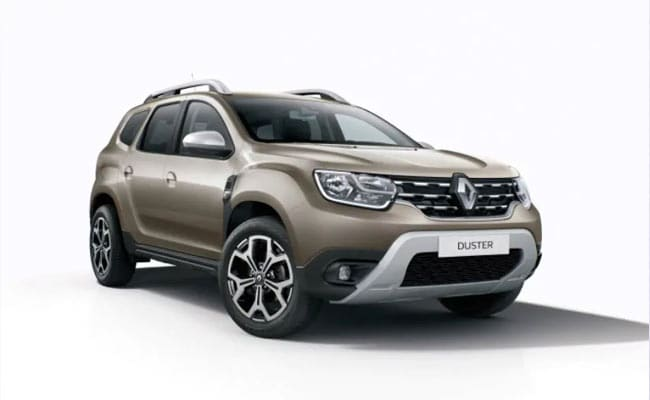 Renault has paired a 12-volt electric motor with the 1.3 turbo engine of the Duster.