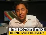 "Video : ""Worst-Hit Minorities"": Protesting Doctor's Message To Mamata Banerjee"