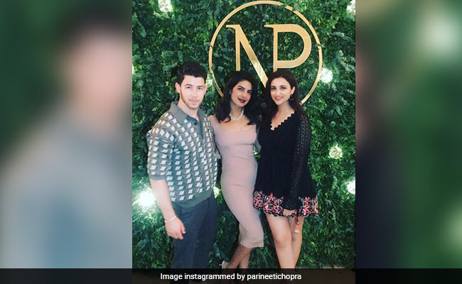 733ae262d3 Here's How Much Parineeti Chopra Got For Hiding Nick Jonas' Shoes In The  'Joota Chupai'