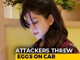 Video : Journalist Shot At While Driving In Delhi, Attackers Threw Eggs On Car