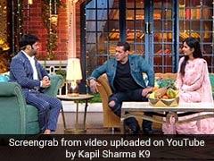 कपिल शर्मा ने सलमान से पूछा 'कैटरीना के कितने हैं भाई-बहन' मिला ऐसा जवाब लगने लगे ठहाके- देखें Video