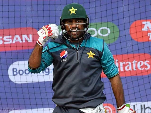 World Cup 2019, IND vs PAK: Pakistan Captain Sarfaraz Ahmed wanted to take the revenge of Army cap from India on 16th June, but..