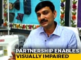 Video : USHA Silai School Gives A New Vision To The Life Of Visually Impaired