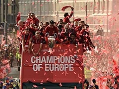 Liverpool Turns Red For Champions League Homecoming Party