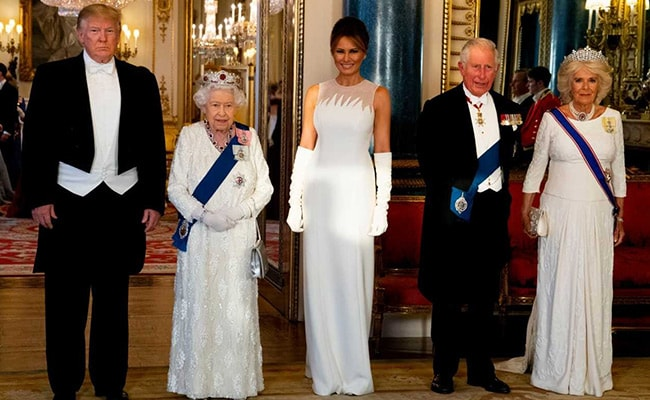Trump's Botched Fashion Choices In UK Were Not Just About The Clothes