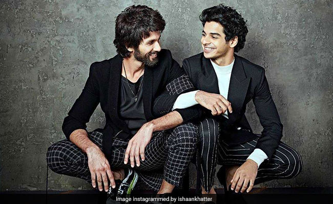Ishaan Khatter 'Baffled' By How 'Family Man' Shahid Kapoor Played Damaged' Kabir Singh