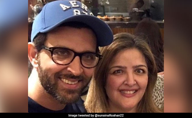 Hrithik Roshan's Sister Sunaina On Health Rumours: 'Not Bipolar, Not Critical, Was Partying With Friends'
