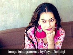 Actress Payal Rohatgi Detained For Allegedly Objectionable Comments On Nehru-Gandhi Family