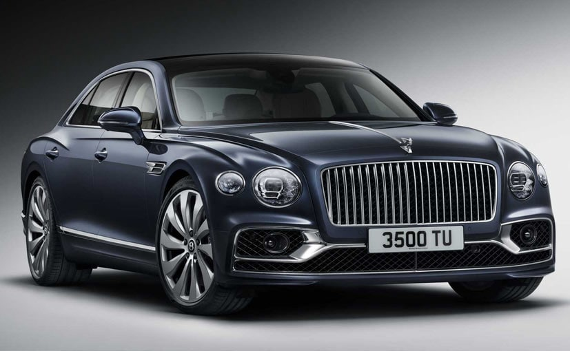 The 2020 Bentley Flying Spur Revealed With More Tech Than Ever Before