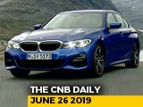 Video : BMW 3 Series Launch, Honda 2Wheelers EV, Skoda Discounts