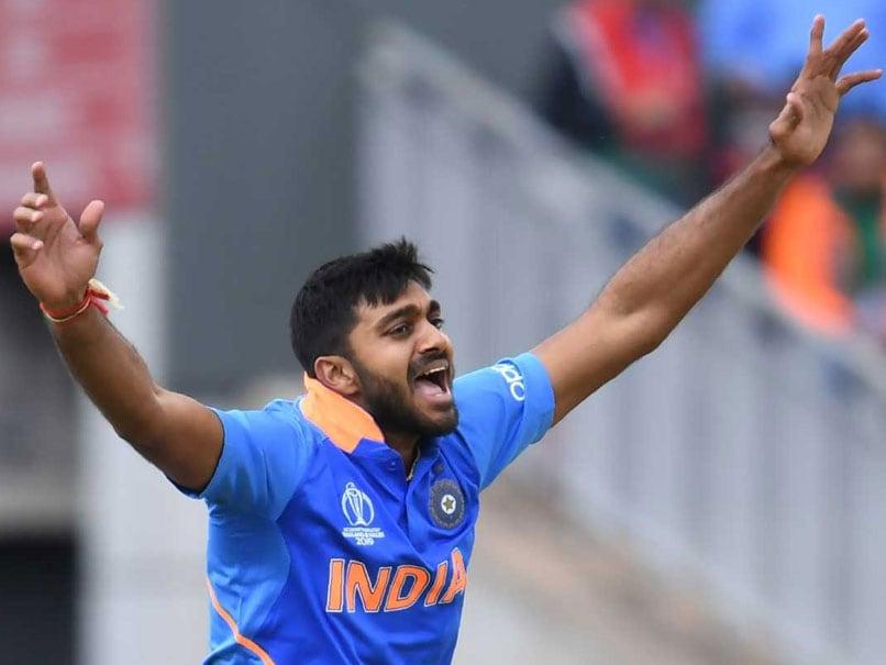 World Cup: Vijay Shankar Hopes To Outplay Rashid Khan With IPL Experience