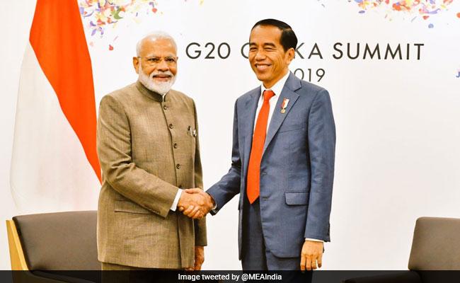 PM Narendra Modi holds talks with President Joko Widodo on ways to deepen India-Indonesia cooperation