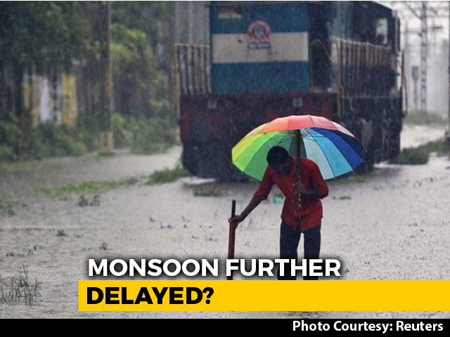 Video : Monsoon Likely Delayed Further, To Make Onset Over Kerala On June 7