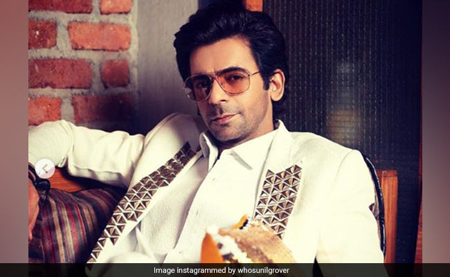 Bharat Actor Sunil Grover On How He Handled Relatives Keen To Get Clicked With Salman Khan