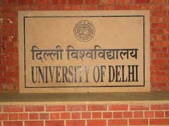 Delhi University Sets Up Task Force To Look Into On-Campus Issues