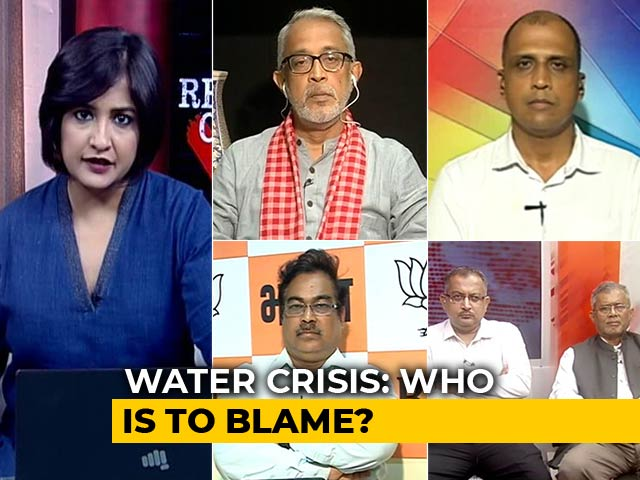 Video : India's Water Emergency: Hurtling Towards 'Day Zero'?