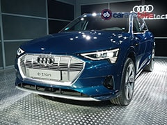 Audi Previews The e-tron Electric SUV In India; To Be Launched Later This Year