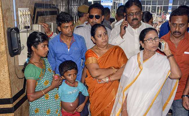 'Have Forgiven Them': Mamata Banerjee Alleges Striking Doctors Abused Her