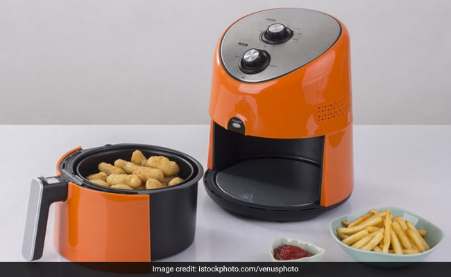 7 Air Fryers For Healthier, Less Oily Food