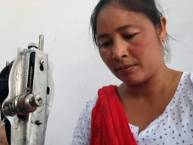 Video : Women In Meghalaya Stitch For The Environment, Thanks To USHA