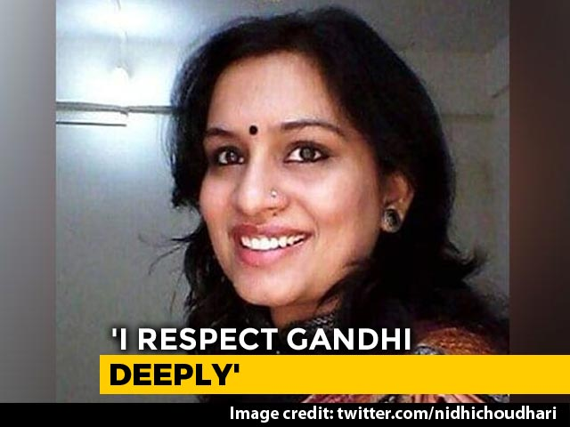 "Video : IAS Officer Trolled After ""Sarcastic"" Tweet On Mahatma Gandhi, Godse"