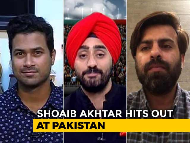 Video : Shoaib Akhtar Calls Pakistan Captain Brainless, Is Criticism Justified?