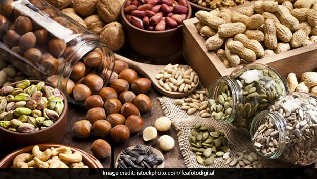 Healthy Snacking Is All About Going Nuts Over Nuts: Here's How You Can Include Nuts In Your Diet
