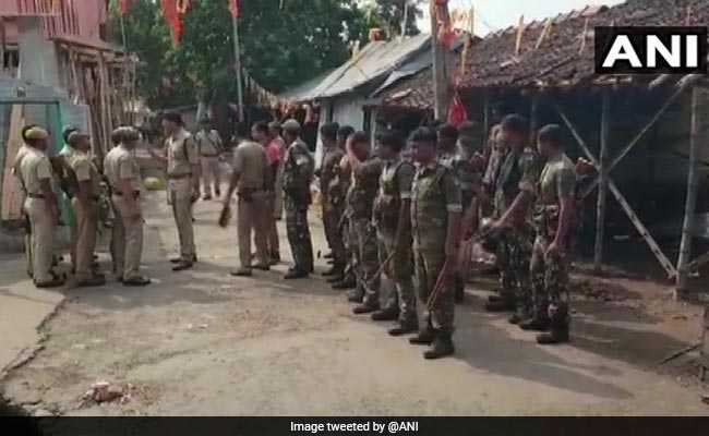 2 Dead In Bomb Attack In Bengal's Kankinara That Saw Clashes During Polls