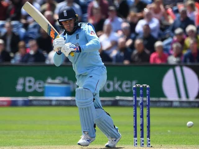 World Cup 2019: Jason Roy Eyeing Return To The Playing XI Against Australia