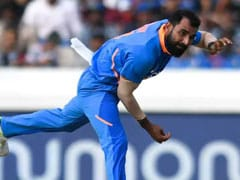 Fit Mohammed Shami My Biggest Achievement, Says Conditioning Coach Shankar Basu