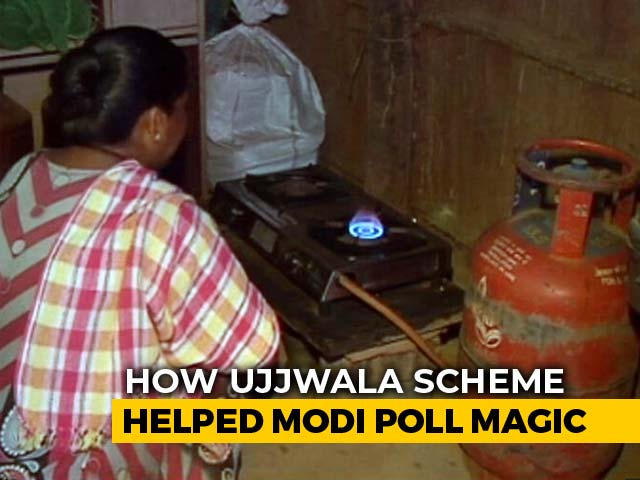 Video : How PM Modi's LPG Scheme Helped Win Maharashtra For BJP, Shiv Sena