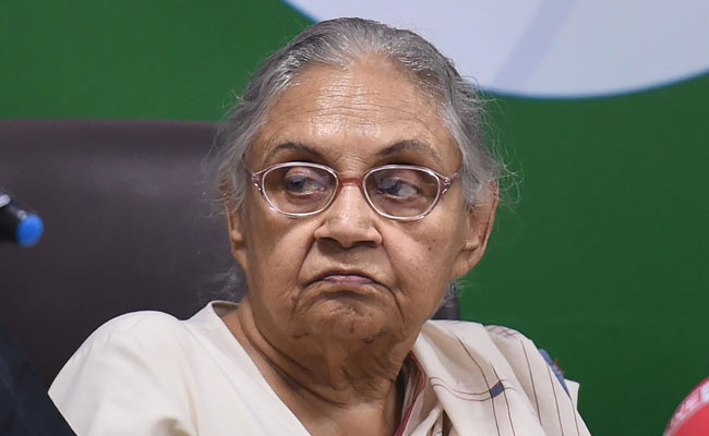 Lost A Long Time Friend: Pranab Mukherjee On Sheila Dikshit's Death