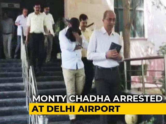 Video : Killed Liquor Baron Ponty Chadha's Son Arrested At Delhi Airport