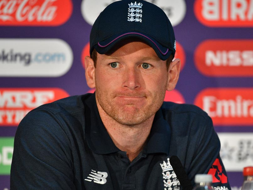 "World Cup 2019: Eoin Morgan Says England's ""Fate Is In Our Own Hands"" After Defeat To Australia"