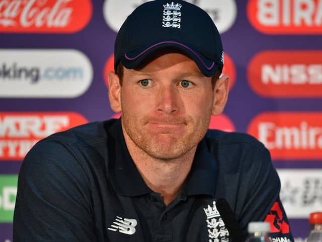 "World Cup 2019: Eoin Morgan Says Englands ""Fate Is In Our Own Hands"" After Defeat To Australia"